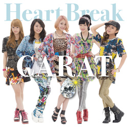 3rd Single 「Heart Break」